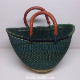 African Bolga Baskets from SheaButterUSA.com
