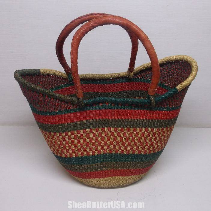 African Baskets: Authentic African Bolga Baskets