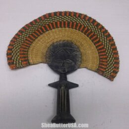 African Bolga Fans from SheaButterUSA.com