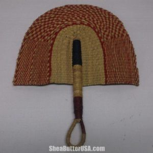 Authentic African Bolga Fans