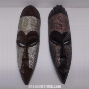 African Tribal Mask Large