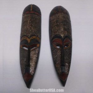 African Tribal Mask Medium