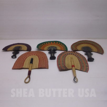 Wholesale Authentic African Bolga Fans