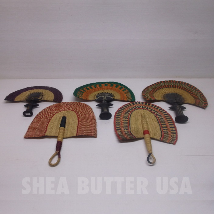 authentic bolga fans from shea butter usa