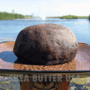 Wholesale Pure Soft Organic African Black Soap
