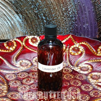 Body Butter Supplies Lavender Oil