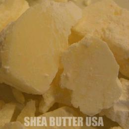 unrefined mango butter