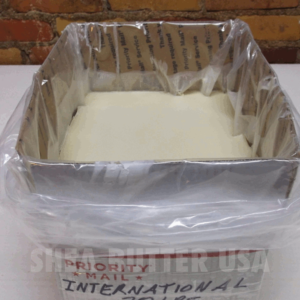 Wholesale pure unrefined raw shea butter