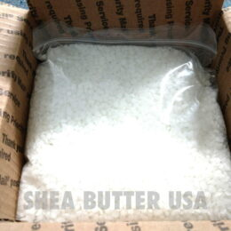 White natural beeswax from Shea Butter USA