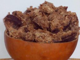 Raw Organic African Black Soap Pieces