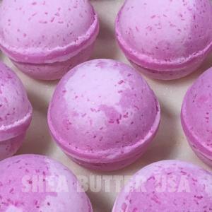Scented Bath Bomb Sugar Rose
